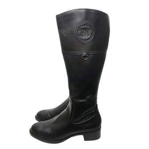 Etienne Aigner Chastity Dark Brown Boots